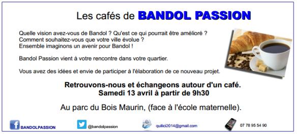 café bandol passion
