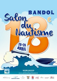 Salon du nautisme bandolweb for Salon nautisme